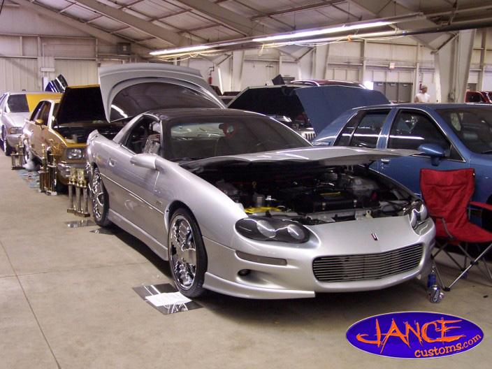 Jance Customs Show Coverage Spring Bash 2005